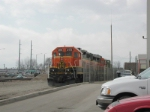 BNSF 2173